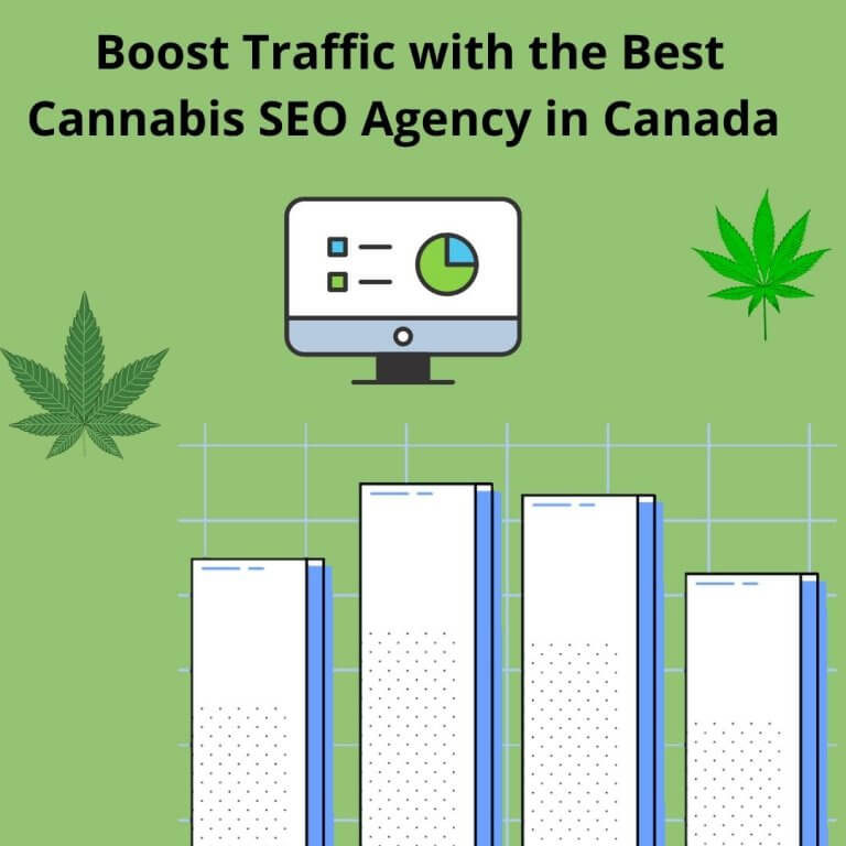 Boost Traffic with the Best Cannabis SEO Agency in Canada