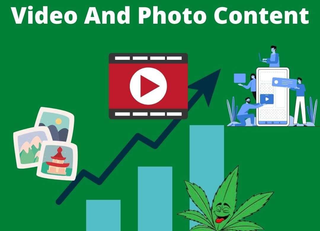 Boost Website Traffic with Video and Photo Content